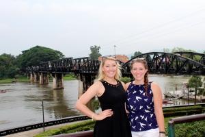 River Kwai Bridge.