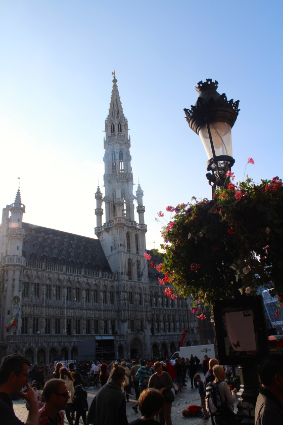 Town Hall on the Grand Place
